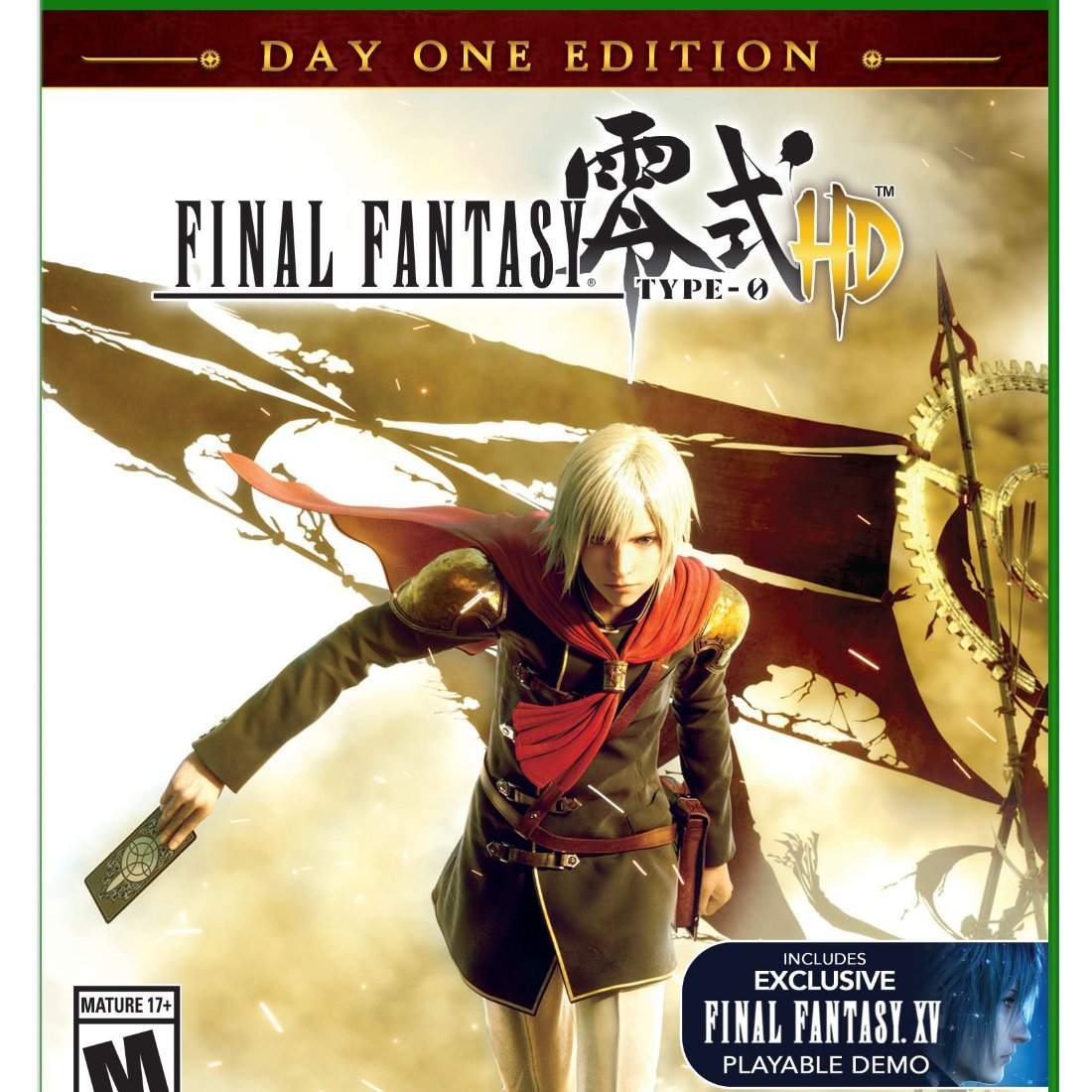 Final Fantasy Type 0: HD