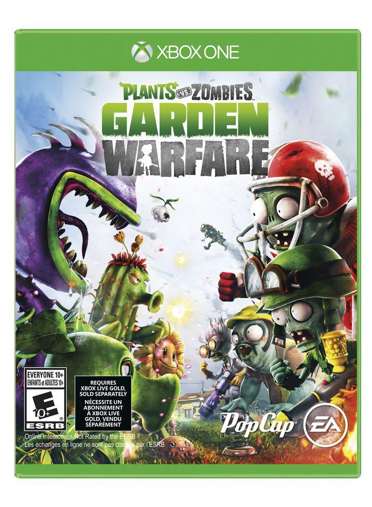 Plants vs. Zombies: Garden Warfare Review (XONE, X360)