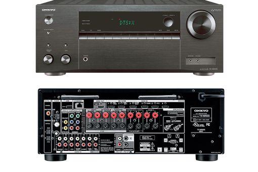 Onkyo TX-NR555 Home Theater Receiver