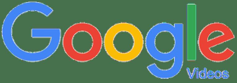 The Google Videos search logo