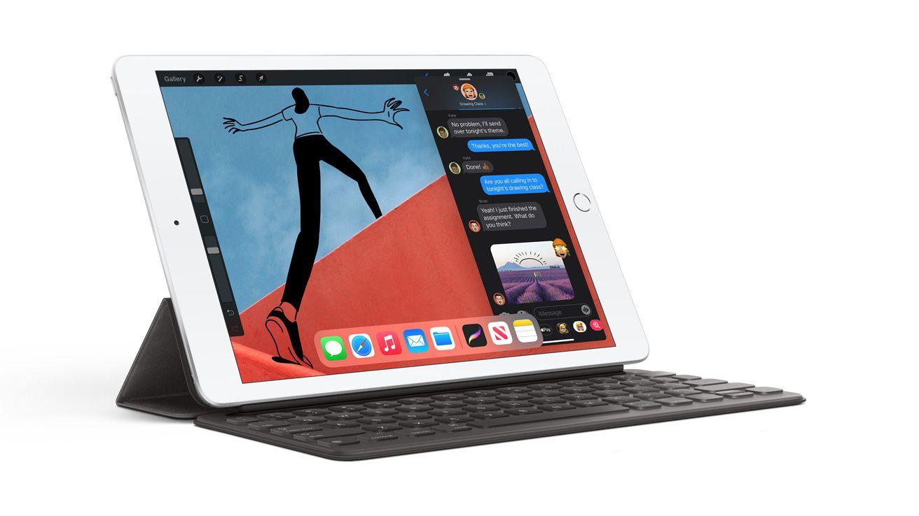 Apple's 8th generation iPad