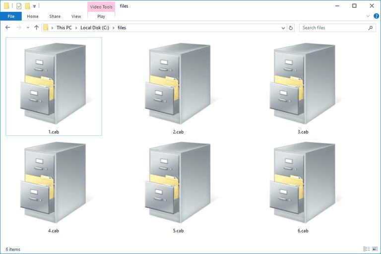CAB Files