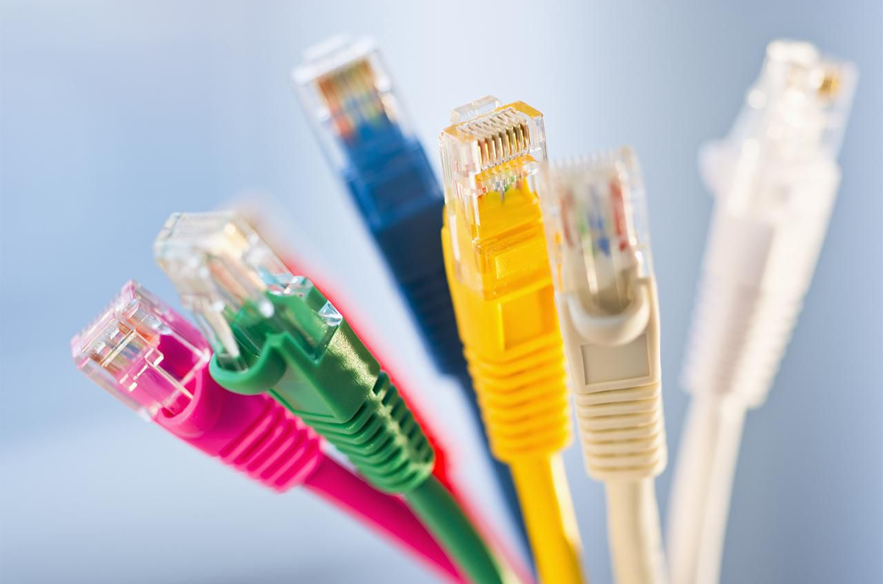 Ethernet Crossover Cables Explained Connection Through House Wiring