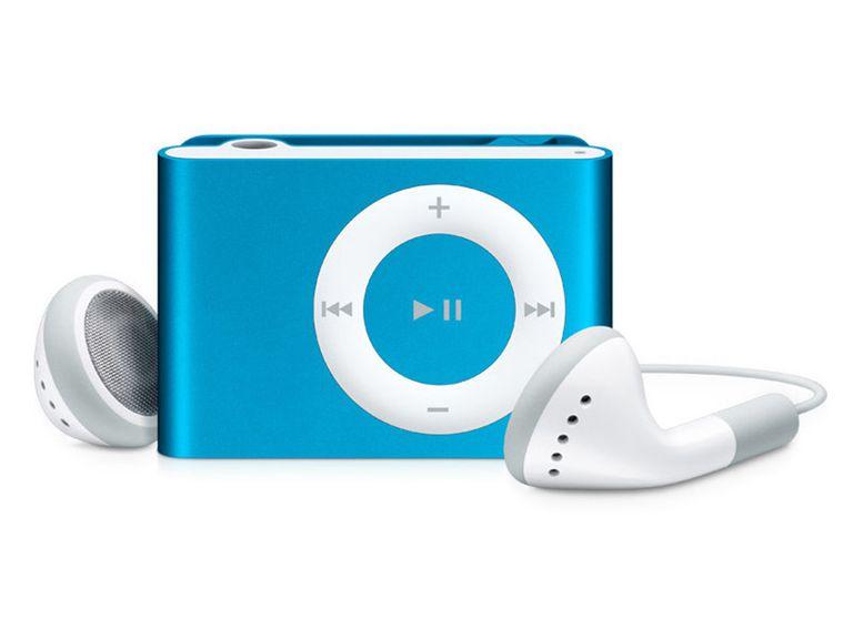 2nd Generation iPod Shuffle