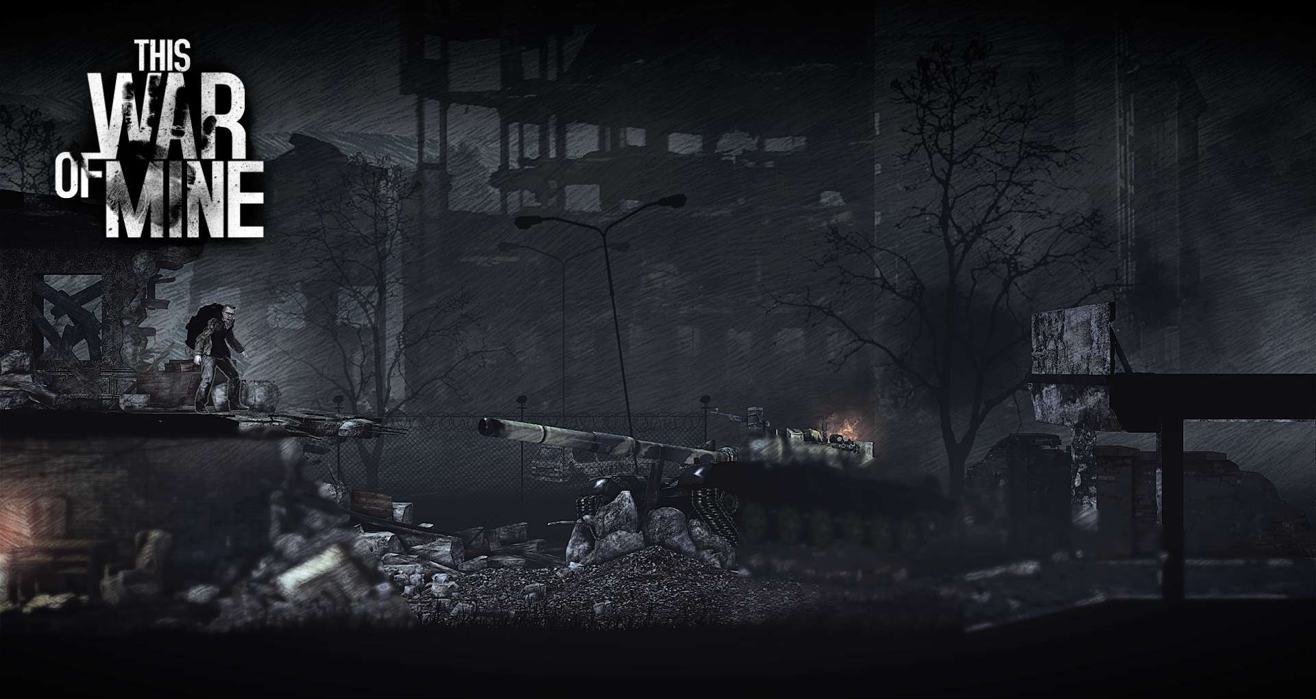 Screenshot from This War of Mine