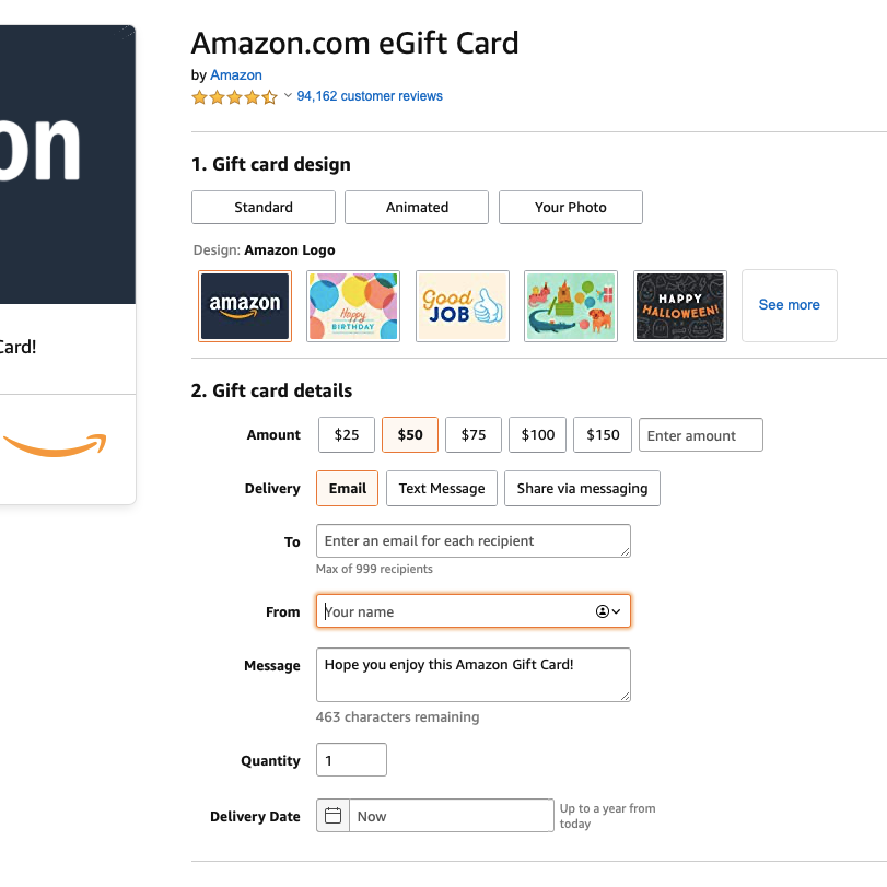 The Amazon Gift Card Scam: What It Is and How to Protect Yourself From It