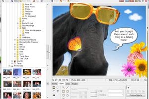 PhotoScape Editor screenshot