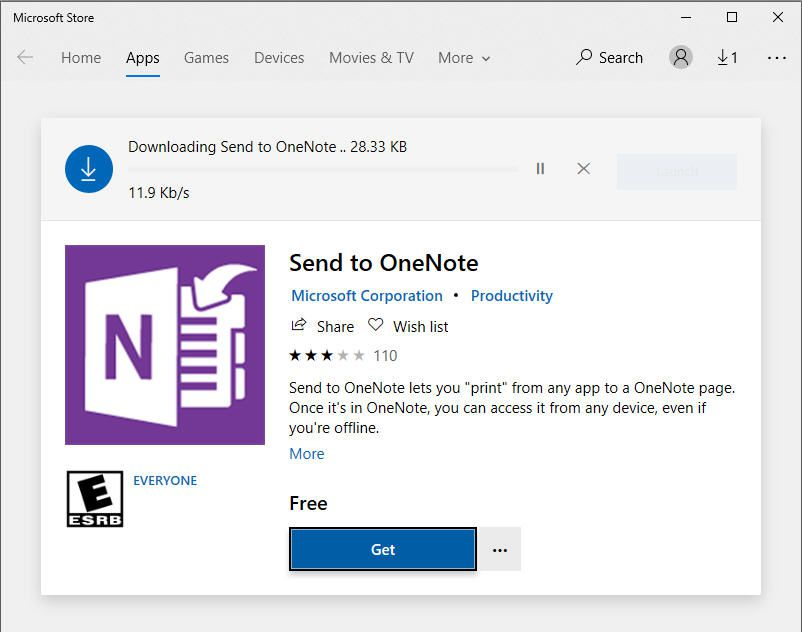 How to Print From OneNote for Windows 10
