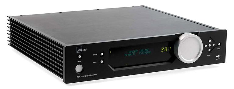 Lyngdorf TDAI-2200 Integrated Amplifie