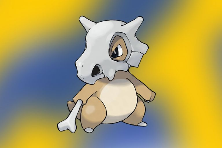 Cubone Pokemon