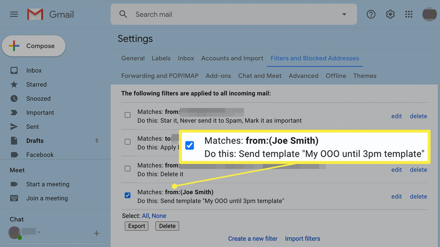 How to Auto Reply in Gmail