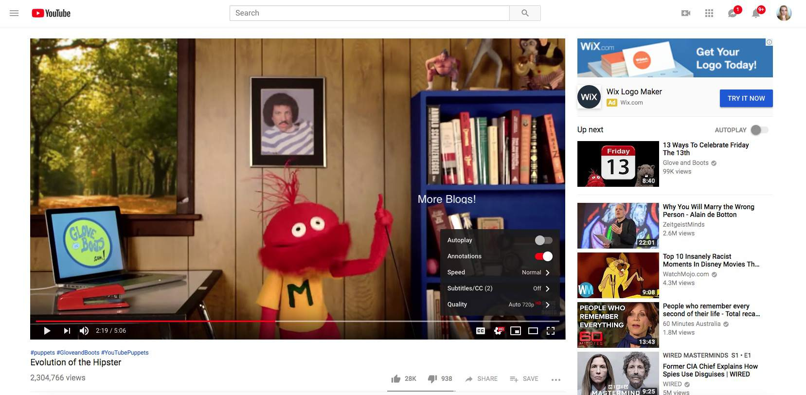 YouTube Tip: How to Turn Off Autoplay