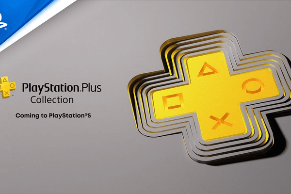 PlayStation Plus Collection advertisement