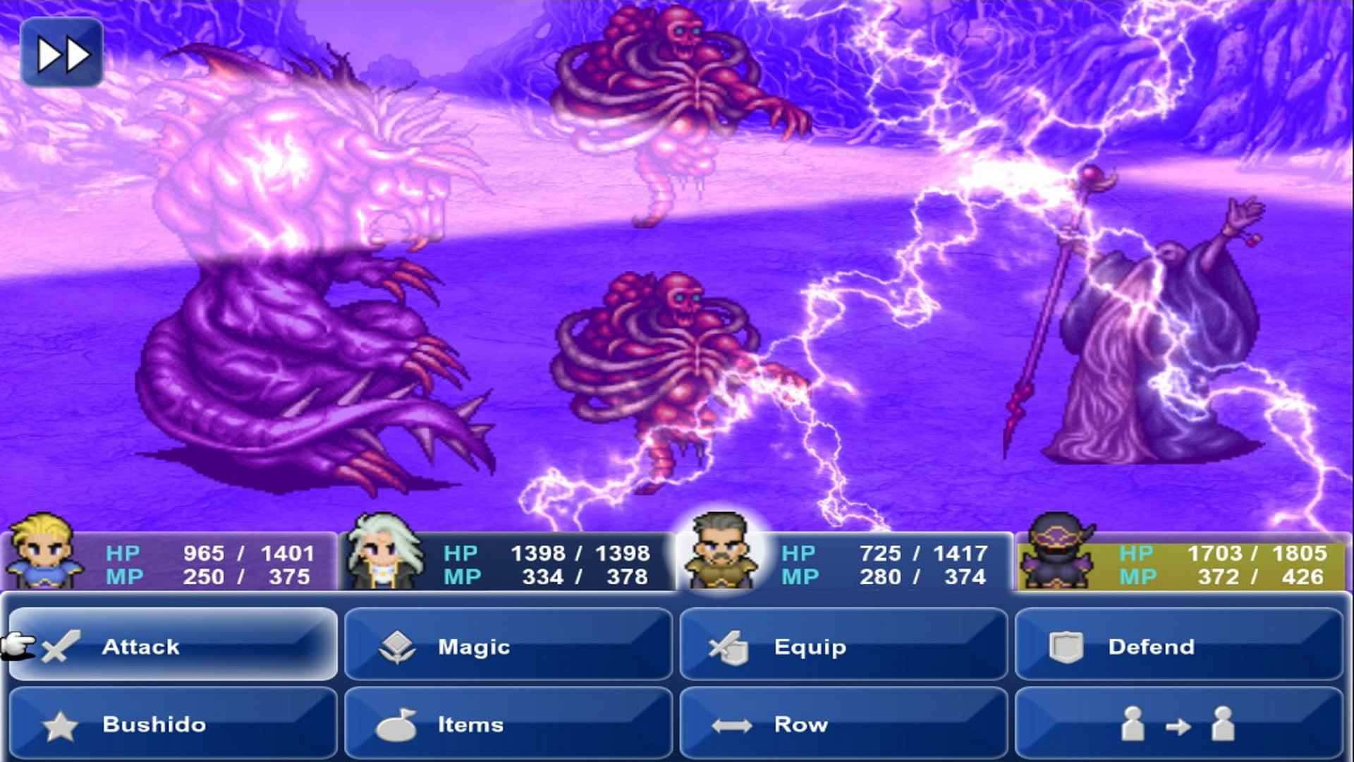 Screenshot from Final Fantasy VI