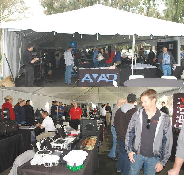 AVAD Vendopalooza 2013 - San Diego, CA