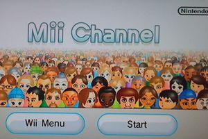 Nintendo Mii Channel