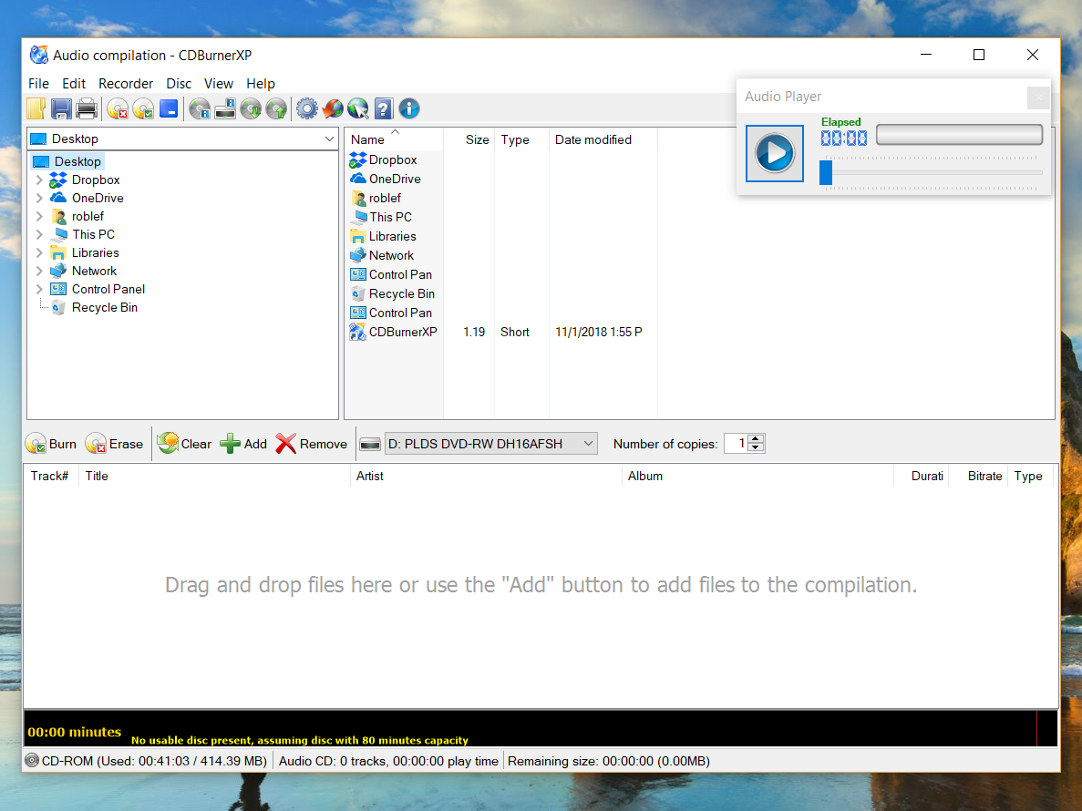 The Best Free Cd Dvd Burning Software