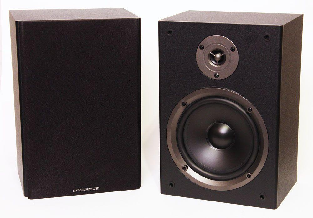 Monoprice Mbs 650 8250 Vs Dayton Audio B652 Review