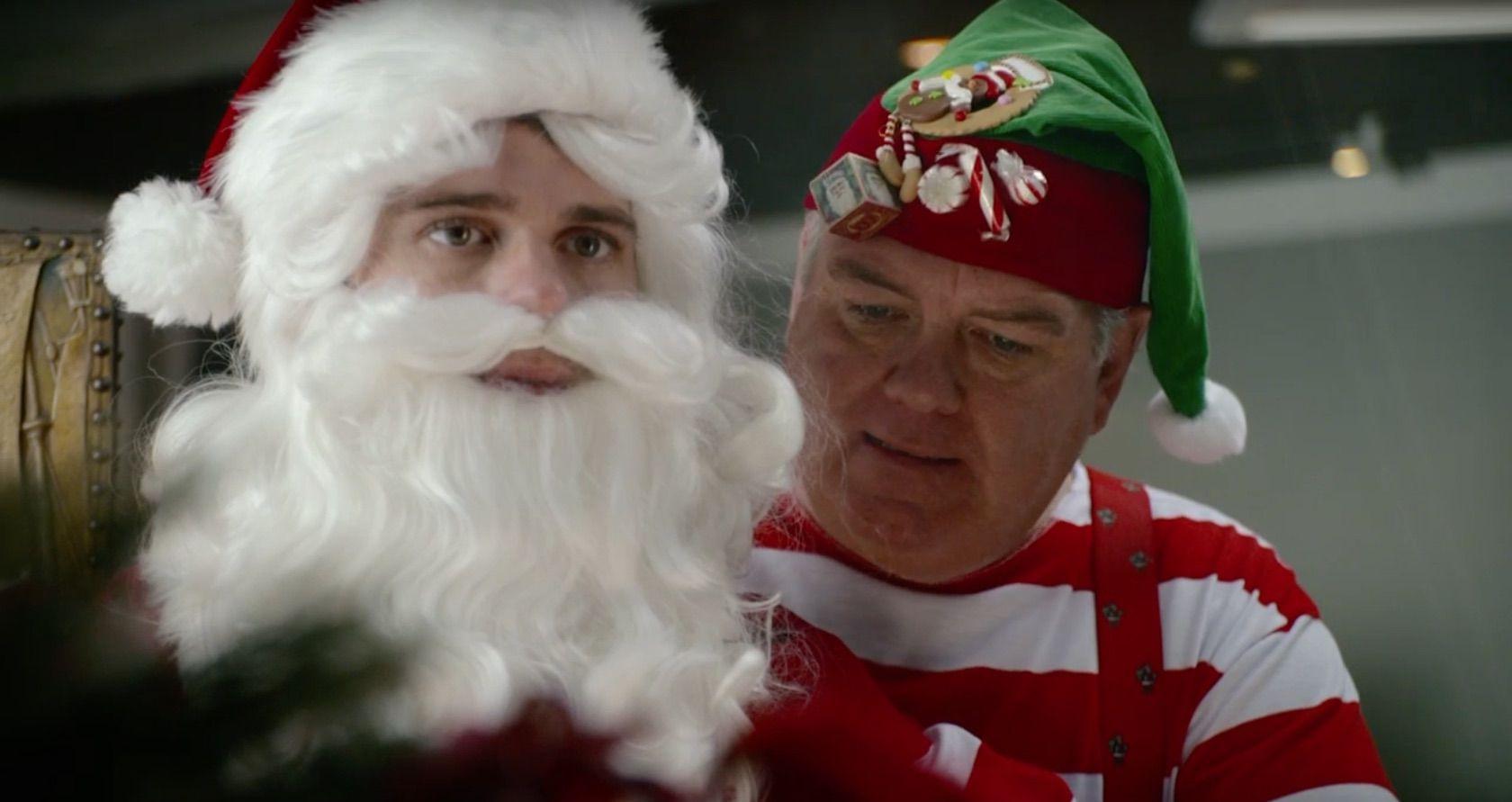 A still image of My Santa.