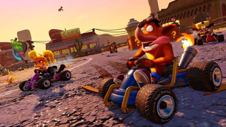 Crash Tag Team Racing Cheats for PlayStation 2