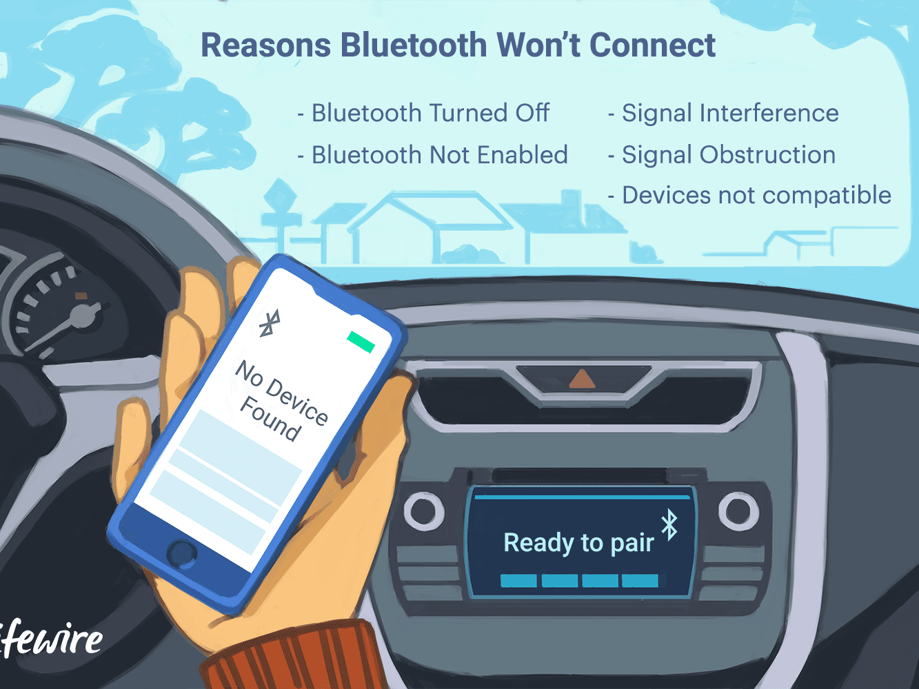120e417ec3b Top 6 Reasons Your Bluetooth Won't Connect