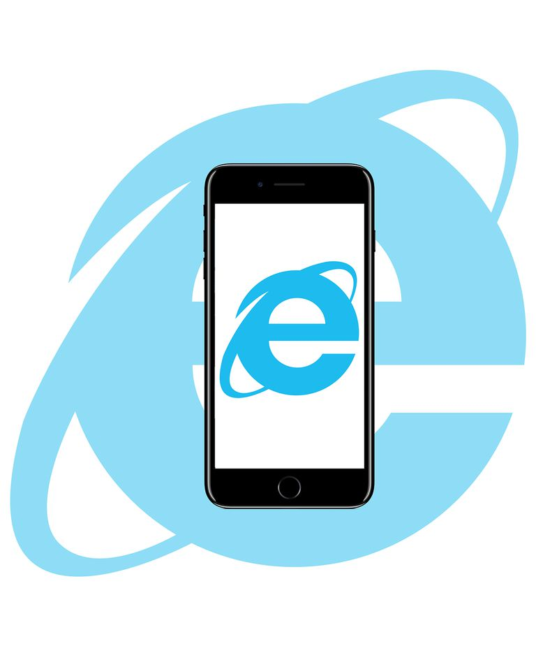 Can You Get Microsoft IE for iPhone or iPad?