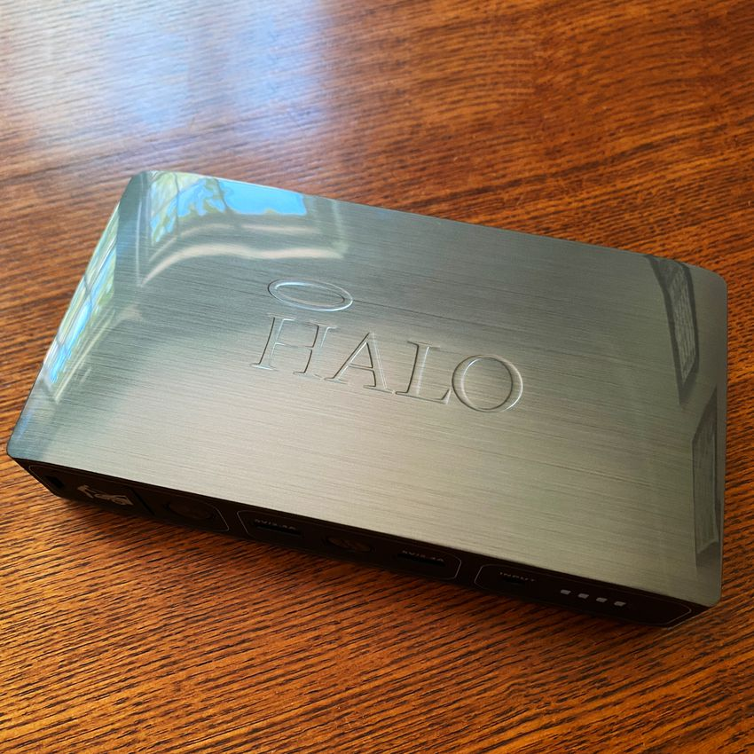 Halo Bolt Portable Charger/Jump Starter