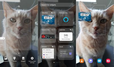 How to add a widget to your Android home screen