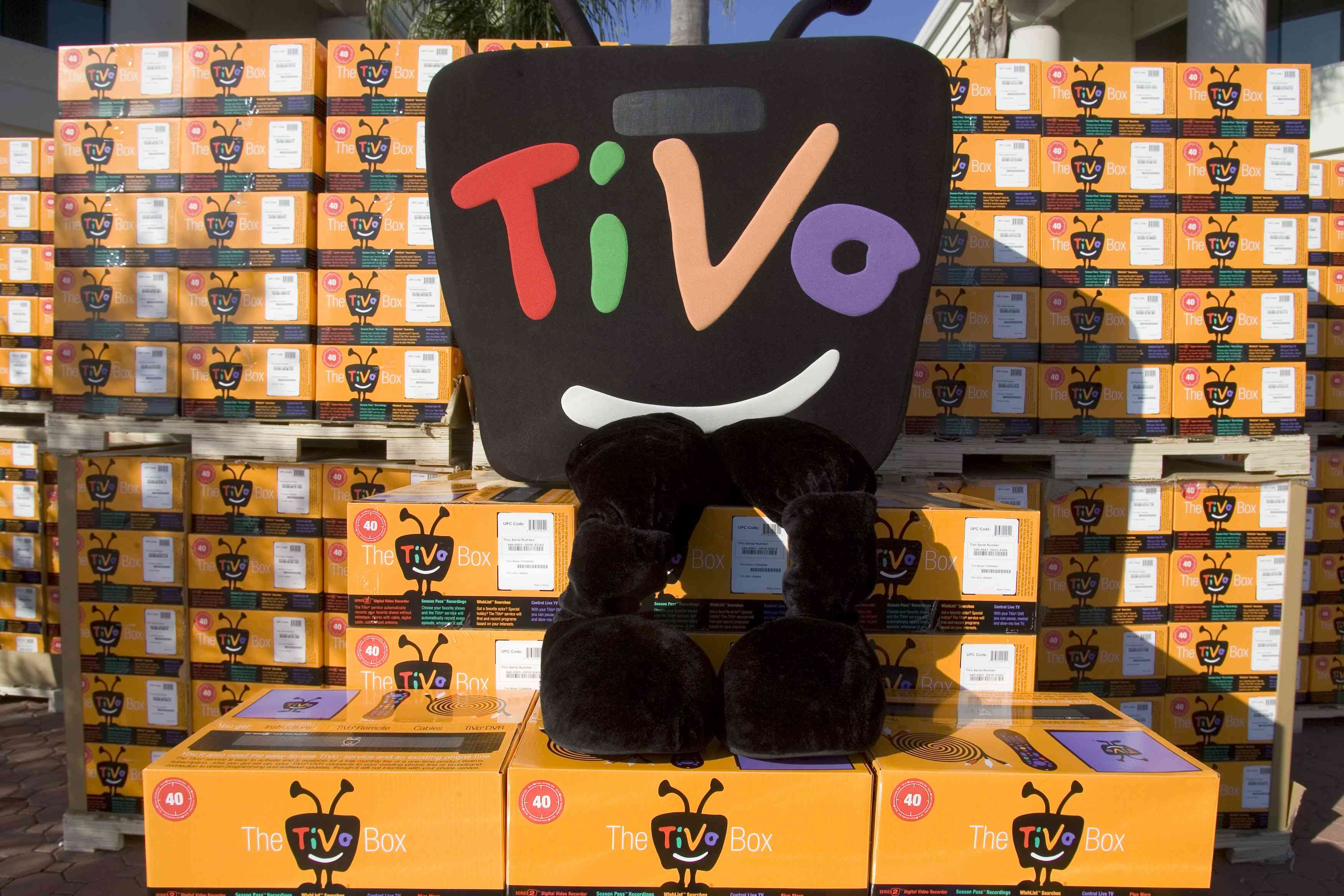 TiVo premiär hookup