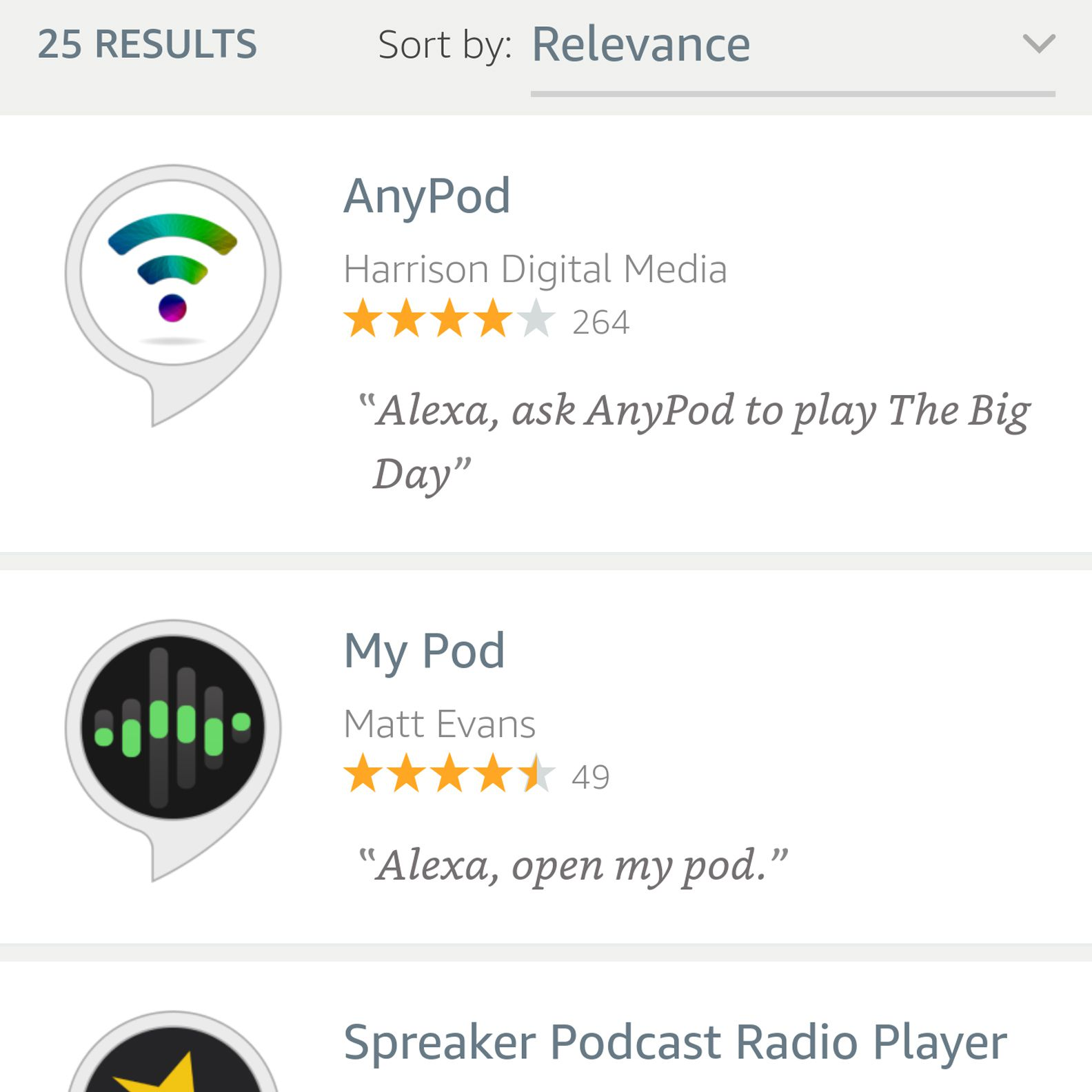 Play Alexa Podcasts With Ease