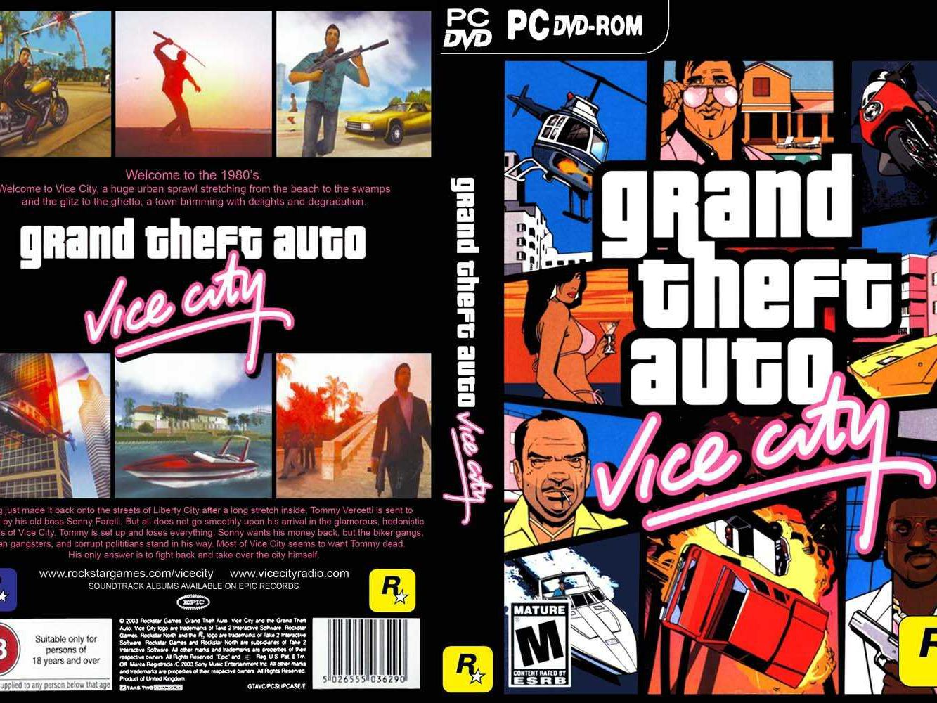 GTA Vice City Cheat Codes & Walkthroughs for PC