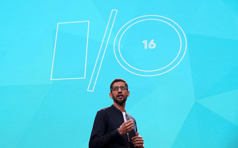 Google I/O Developer's conference