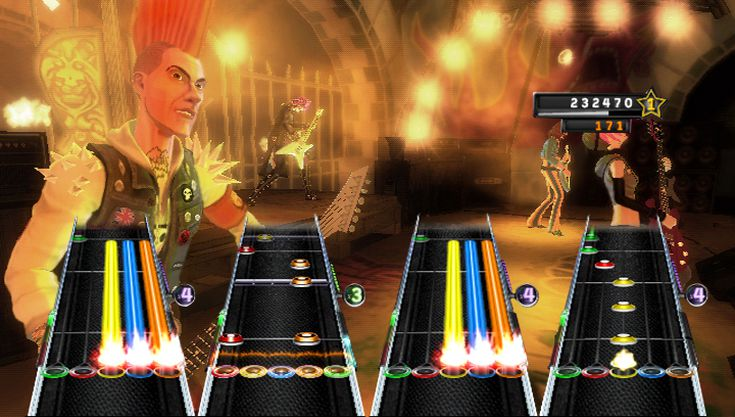 Guitar Hero 5 Cheats for the Xbox 360