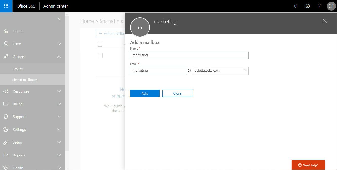 How To Set Up And Use An Office 365 Shared Mailbox