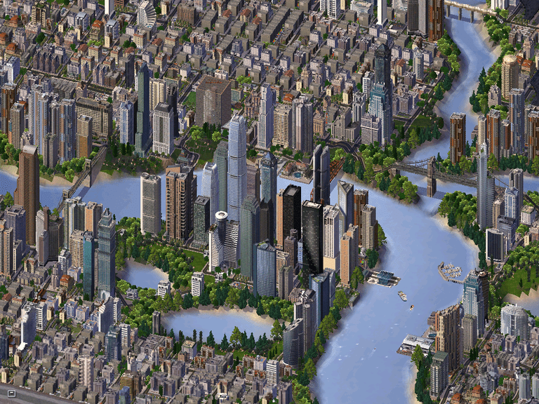 SimCity 4 screenshot