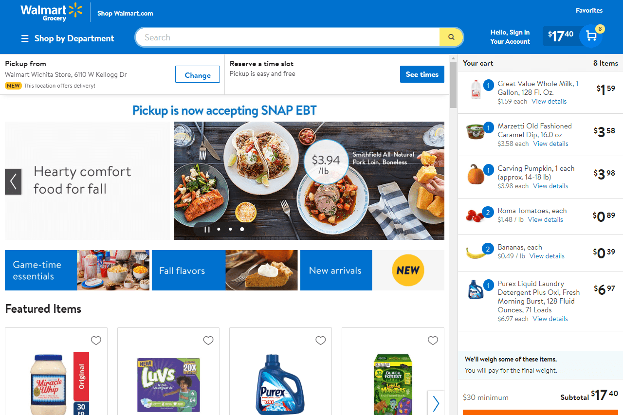 The 8 Best Online Grocery Shopping Sites In 2020