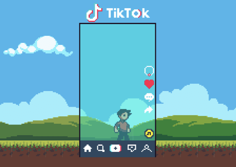 The TikTok mention in the '2020 Game.'