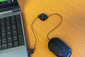 Sabrent Mini Travel Mouse