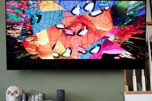 LG OLED C9 65-inch 4K Smart TV