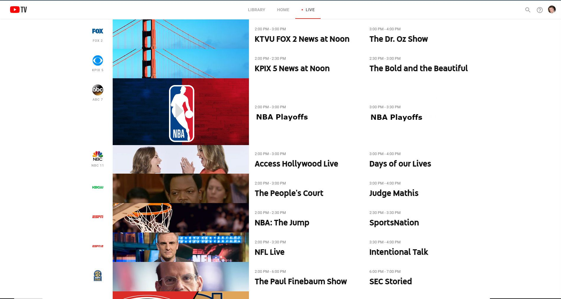 How to Live Stream the NBA Playoffs (2019)