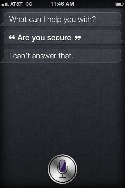 Make Siri Safe to Use With This Simple Security Settings Fix