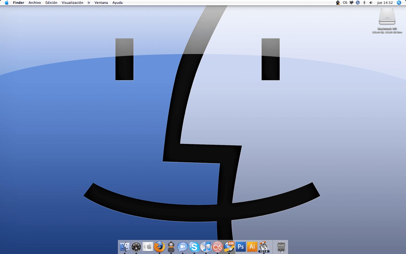 Finder Desktop