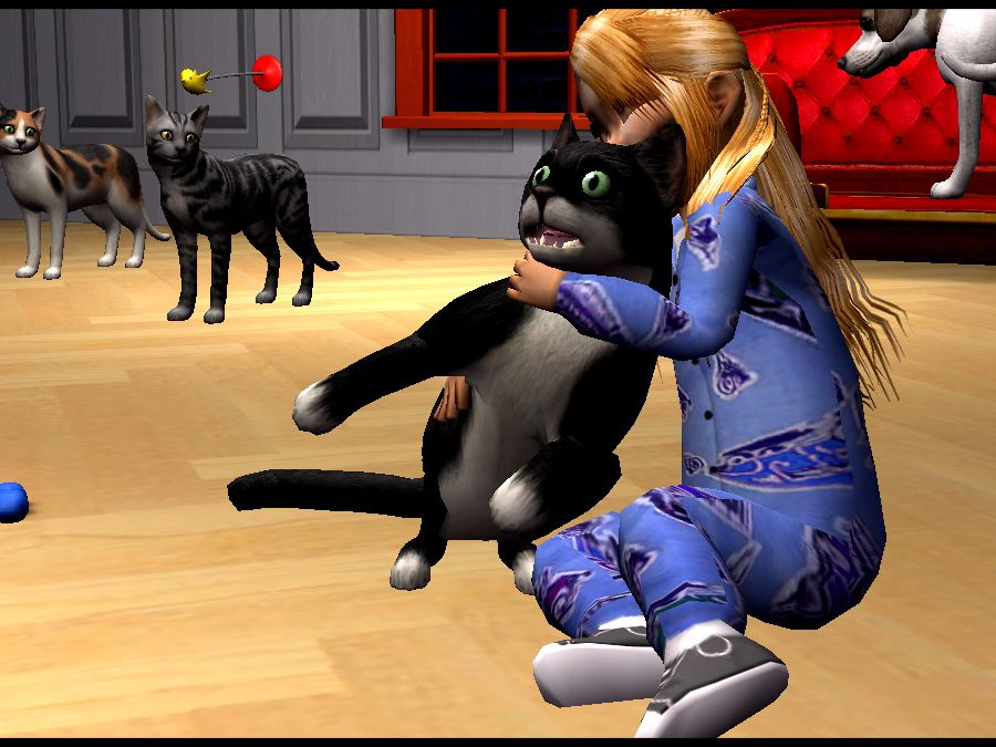 The Sims 2: Pets Cheats and Unlockables for PS2
