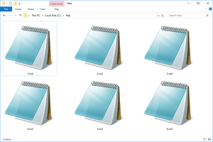 MD files