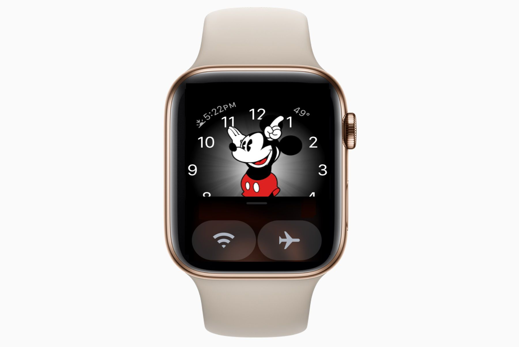 How to Use the Apple Watch Control Center
