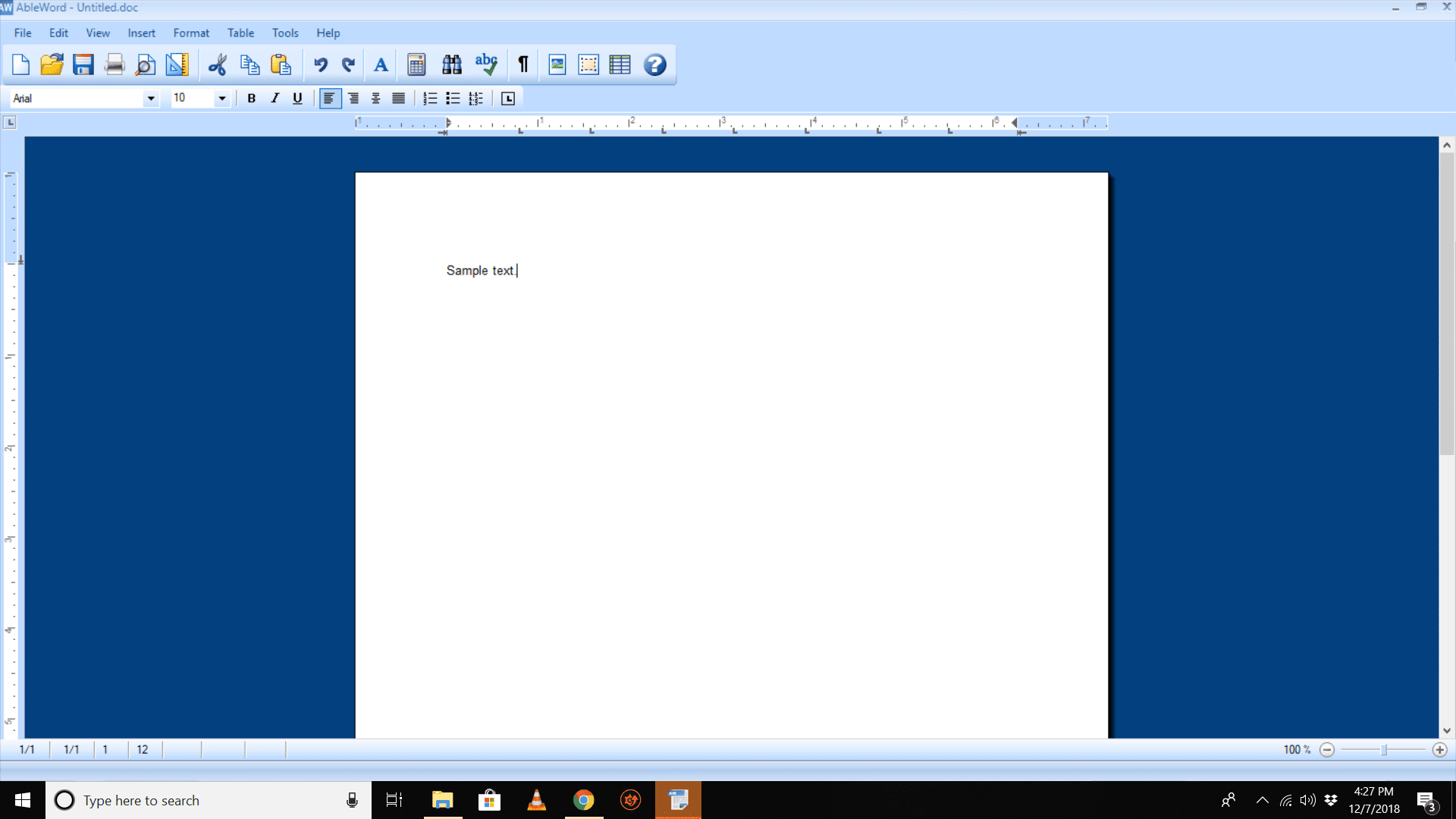 free word processor download for windows 10