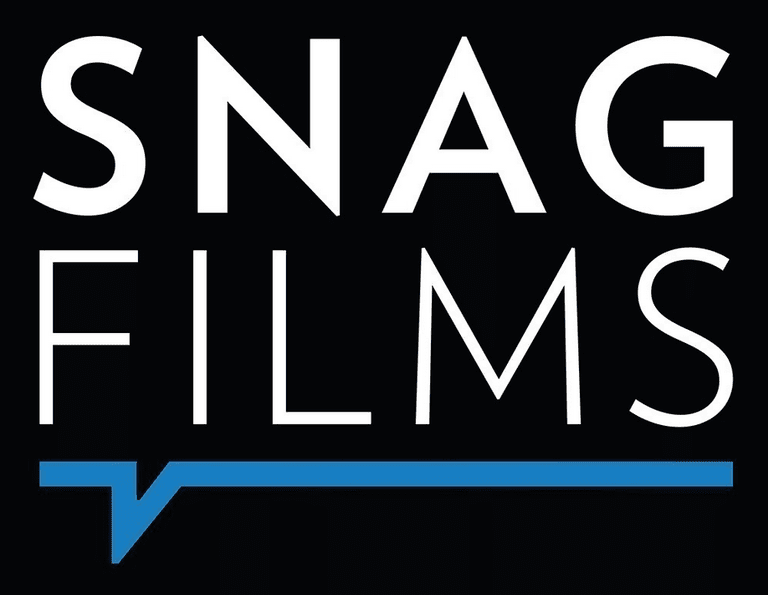 Picture of the SnagFilms logo