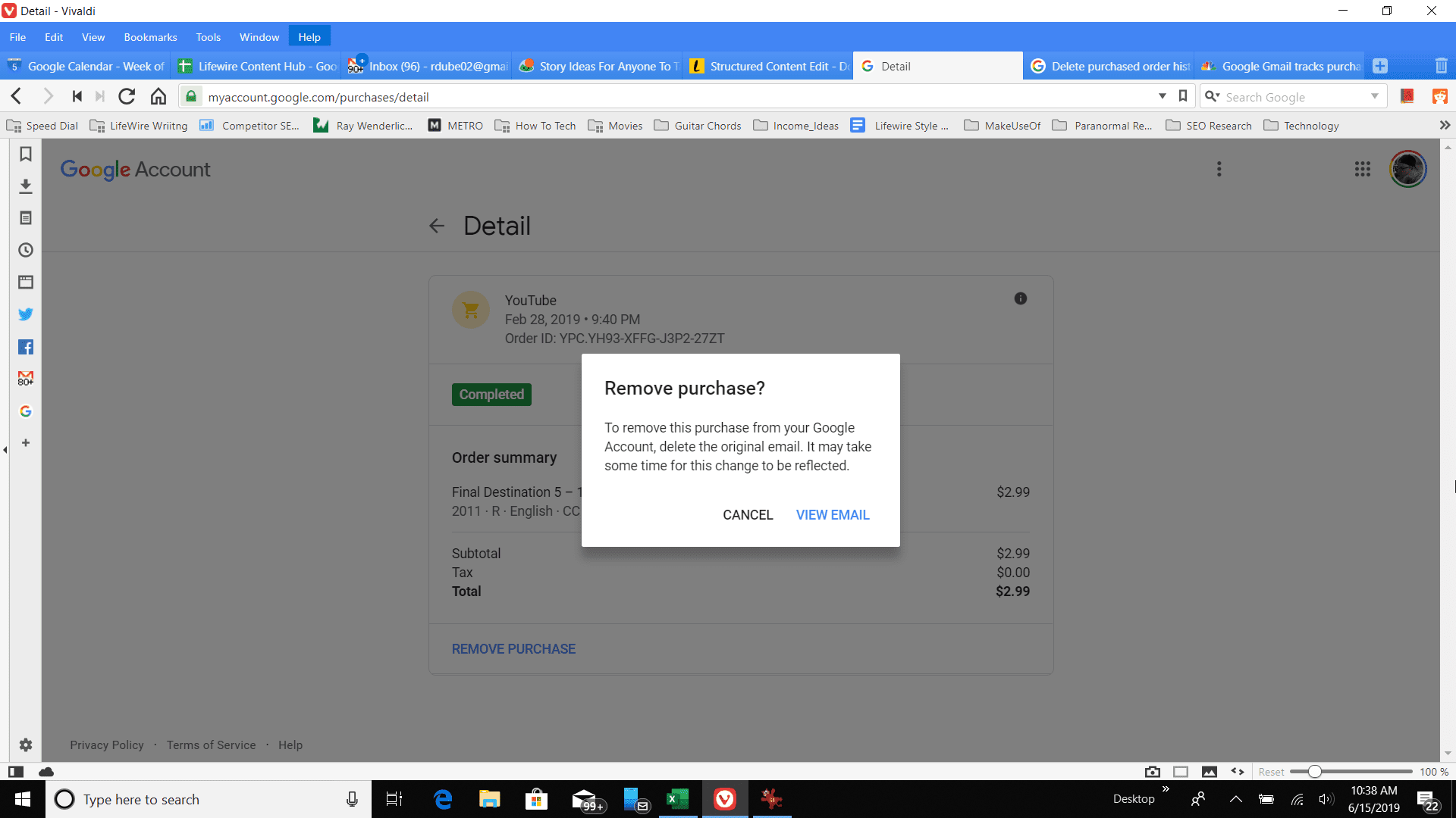 How To Delete Your Google Purchase History