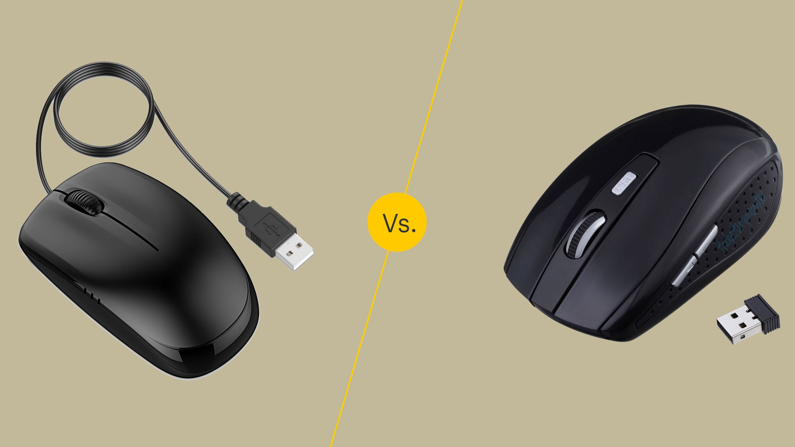 Wired Vs Wireless Mice Which Is Better