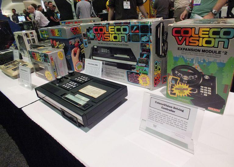 2013 E3 VHM Colecovision